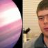 影/NASA暑期實習才三天 美高中生發現新行星