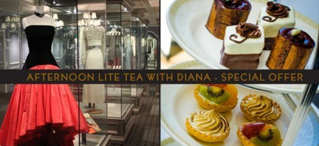 The Queen Mary: Afternoon Lite Tea With Diana (Special Offer)
