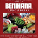 Benihana Express Lunch Special $7起