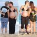 女同性戀人分別懷孕,一家四口大秀幸福!