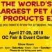 PET EXPO 寵物大展 (4/27-29)