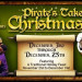 Pirates Take Christmas Show (12/3 – 12/25)
