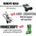 Robots workshop 親手做機器人的機會來了!(3/22)