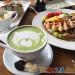 IOTA brew cafe 豪華定食  甜鹹交錯的完美組合