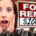差好大!!1000元在美國各城市可以租到多大房子?在LA又可以租多大呢?