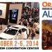 Orange County Auto Show 橘郡國際汽車大展 (10/2-10/5)