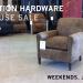 搬新家嗎?那就不要錯過高級傢俱店RESTORATION HARDWARE的WAREHOUSE SALE!(1/9-1/25)