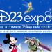 迪士尼博覽展 D23 EXPO 2017 (7/14- 7/16)