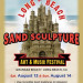 Long Beach Sand Sculpture Art & Music Festival 創意沙雕競賽 (8/13 – 8/14)