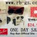 RayBan官网多款墨镜85%off只要$24.99?假的!请不要上当!
