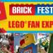 樂高迷們看過來!2016積木節Brick Fest來囉!(8/6-7, 8/27-28)