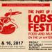 Port of LA Lobster Festival 龍蝦節 (7/14 -16)