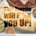 吃下這個30磅的burrito,你就可以獲得餐廳10%的股份!