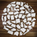 餐桌上的摆盘艺术: 手工瓷盘呈现美国美食地图