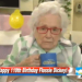 不想上電視只想睡午覺!淡定的110歲超級人瑞阿嬤與記者的對話會讓你笑瘋!