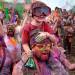 Holi Festival of Colors 印度侯麗節 (5/6)