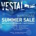 Vestal Summer Warehouse Sale清倉拍賣會!(6/9 – 11)