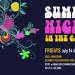Summer Nights in the Garden at 自然歷史博物館 (7/28, 8/11,8/25)