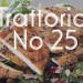 [哇靠!美食企劃]酒類料理企劃-Trattoria No 25