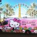 Hello Kitty Cafe餐車將再次來到南加跟大家見面囉! (6/16-30)