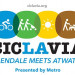 CicLAvia-Glendale Meets Atwater Village 封街无车乐活日(6/11)