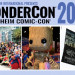 WonderCon 漫畫博覽會 (3/31 – 4/2)
