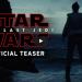 [影音] 來了!!!星際大戰8:The Last Jedi 首波預告片閃亮登場,網友灑淚:最後一集?!?