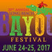 Long Beach Bayou Festival 紐奧良夏季慶典 (6/24-25)