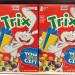 管他健康不健康?! 消費者就是要吃有人工添加物的Trix 早餐榖片啊!