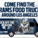 慶祝球季開幕 公羊隊餐車將巡迴大洛杉磯送你吃免費甜甜圈!