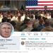 歡呼~川普總統在Twitter放寬至280字後 首發感言。。