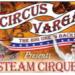 Circus Vargas 全新製作 – Steam Cirque!