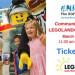 【丫丫园地】Legoland社区慈善日 3/4 !  $30 特价门票限时优惠