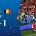 比利時1比0勝英格蘭 G組第一晉級