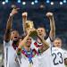 FIFA新排名德國居冠 世足賽奪冠大熱門