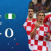 世界盃D組預賽 克羅埃西亞2比0擊敗奈及利亞