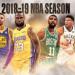 NBA公布聖誕節大戰戲碼! 詹皇廝殺勇士們
