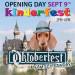 Kinderfest: 专属小朋友们的Oktoberfest!(9/9-10/28每周日)