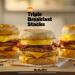 洩漏天機了 … 麥當勞推出全新 TRIPLE BREAKFAST STACKS 再創早餐歷史