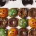 四款期间限定口味任你选~Krispy Kreme万圣节甜甜圈来了!
