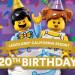 LEGOLAND即將迎來20周年!明年兒童生日免費入場+全新活動
