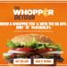 好貴…這個內含空氣華堡的漢堡王套餐花了他超過一千塊!