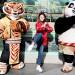 金豬迎新春!好萊塢環球影城喜迎華人新年~