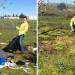 網掀「撿垃圾挑戰」鼓勵人們撿起滿地垃圾!