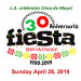 Fiesta Broadway Cinco de Mayo Festival 拉丁裔文化节 (4/28)