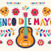 Cinco de Mayo Festival @ Olvera Street 墨西哥節慶 (5/4-5)