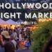 Hollywood Night Market 週四晚的山城農夫市場回歸啦!(5/2)