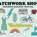 Patchwork Show Modern Makers Festival 手工艺品嘉年华 (5月-6月)