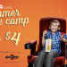 【AMC暑假优惠】指定电影门票只需$4再送你爆米花汽水