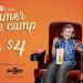【AMC暑假優惠】指定電影門票只需$4再送你爆米花汽水